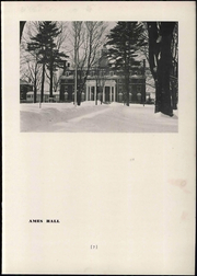 Page 13, 1936 Edition, Green Mountain College - Peaks Yearbook (Poultney, VT) online yearbook collection