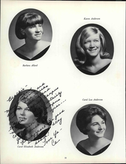 Page 16, 1965 Edition, Green Mountain College - Peaks Yearbook (Poultney, VT) online yearbook collection
