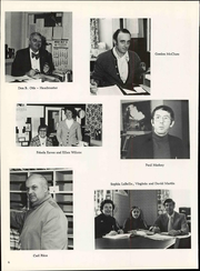 Page 12, 1978 Edition, Burr and Burton Academy - Burtonian Yearbook (Manchester, VT) online yearbook collection