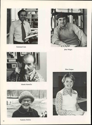 Page 16, 1978 Edition, Burr and Burton Academy - Burtonian Yearbook (Manchester, VT) online yearbook collection
