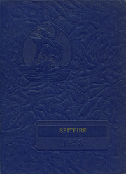 1953 Edition, McIndoes Academy - Spitfire Yearbook (McIndoes, VT)