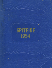 1954 Edition, McIndoes Academy - Spitfire Yearbook (McIndoes, VT)