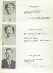 Page 11, 1954 Edition, McIndoes Academy - Spitfire Yearbook (McIndoes, VT) online yearbook collection