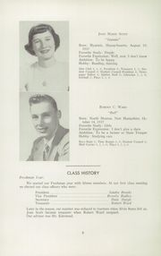 Page 10, 1955 Edition, McIndoes Academy - Spitfire Yearbook (McIndoes, VT) online yearbook collection