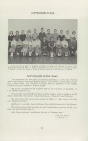 Page 17, 1955 Edition, McIndoes Academy - Spitfire Yearbook (McIndoes, VT) online yearbook collection