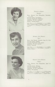 Page 8, 1955 Edition, McIndoes Academy - Spitfire Yearbook (McIndoes, VT) online yearbook collection