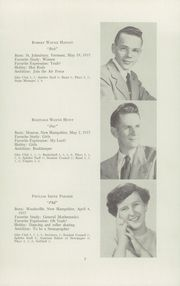 Page 9, 1955 Edition, McIndoes Academy - Spitfire Yearbook (McIndoes, VT) online yearbook collection