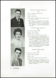 Page 16, 1956 Edition, Barton Academy - Bartonian Yearbook (Barton, VT) online yearbook collection