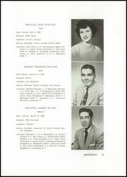 Page 17, 1956 Edition, Barton Academy - Bartonian Yearbook (Barton, VT) online yearbook collection