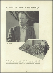 Page 15, 1952 Edition, Istrouma High School - Pow Wow Yearbook (Baton Rouge, LA) online yearbook collection