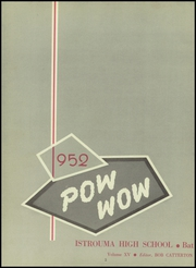 Page 8, 1952 Edition, Istrouma High School - Pow Wow Yearbook (Baton Rouge, LA) online yearbook collection