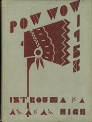 1953 Edition, Istrouma High School - Pow Wow Yearbook (Baton Rouge, LA)