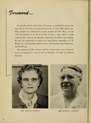Page 10, 1953 Edition, Istrouma High School - Pow Wow Yearbook (Baton Rouge, LA) online yearbook collection