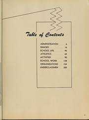 Page 11, 1953 Edition, Istrouma High School - Pow Wow Yearbook (Baton Rouge, LA) online yearbook collection