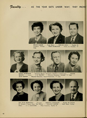 Page 16, 1953 Edition, Istrouma High School - Pow Wow Yearbook (Baton Rouge, LA) online yearbook collection