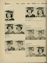 Page 36, 1953 Edition, Istrouma High School - Pow Wow Yearbook (Baton Rouge, LA) online yearbook collection