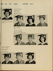 Page 37, 1953 Edition, Istrouma High School - Pow Wow Yearbook (Baton Rouge, LA) online yearbook collection