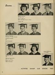 Page 38, 1953 Edition, Istrouma High School - Pow Wow Yearbook (Baton Rouge, LA) online yearbook collection