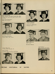 Page 39, 1953 Edition, Istrouma High School - Pow Wow Yearbook (Baton Rouge, LA) online yearbook collection
