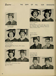 Page 44, 1953 Edition, Istrouma High School - Pow Wow Yearbook (Baton Rouge, LA) online yearbook collection