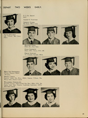 Page 45, 1953 Edition, Istrouma High School - Pow Wow Yearbook (Baton Rouge, LA) online yearbook collection