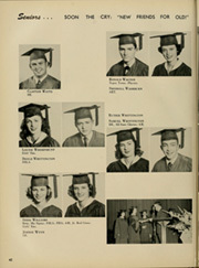 Page 48, 1953 Edition, Istrouma High School - Pow Wow Yearbook (Baton Rouge, LA) online yearbook collection