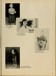 Page 51, 1953 Edition, Istrouma High School - Pow Wow Yearbook (Baton Rouge, LA) online yearbook collection