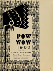 Page 9, 1953 Edition, Istrouma High School - Pow Wow Yearbook (Baton Rouge, LA) online yearbook collection