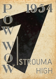1954 Edition, Istrouma High School - Pow Wow Yearbook (Baton Rouge, LA)