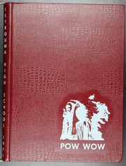 1971 Edition, Istrouma High School - Pow Wow Yearbook (Baton Rouge, LA)
