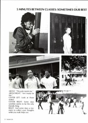 Page 12, 1985 Edition, Istrouma High School - Pow Wow Yearbook (Baton Rouge, LA) online yearbook collection
