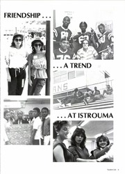 Page 13, 1985 Edition, Istrouma High School - Pow Wow Yearbook (Baton Rouge, LA) online yearbook collection