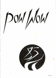 Page 5, 1985 Edition, Istrouma High School - Pow Wow Yearbook (Baton Rouge, LA) online yearbook collection