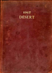 University of Arizona - Desert Yearbook (Tucson, AZ) online yearbook collection, 1917 Edition, Page 1