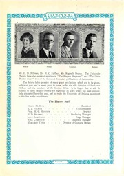 Page 128, 1925 Edition, University of Arizona - Desert Yearbook (Tucson, AZ) online yearbook collection