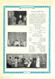 Page 132, 1925 Edition, University of Arizona - Desert Yearbook (Tucson, AZ) online yearbook collection