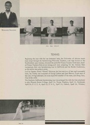Page 116, 1935 Edition, University of Arizona - Desert Yearbook (Tucson, AZ) online yearbook collection