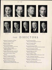 Page 17, 1939 Edition, University of Arizona - Desert Yearbook (Tucson, AZ) online yearbook collection