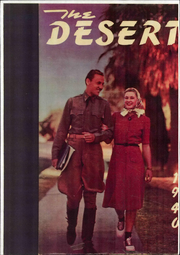 Page 1, 1940 Edition, University of Arizona - Desert Yearbook (Tucson, AZ) online yearbook collection