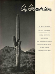 Page 11, 1940 Edition, University of Arizona - Desert Yearbook (Tucson, AZ) online yearbook collection