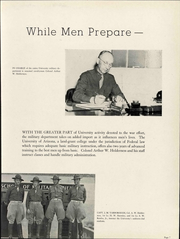 Page 13, 1943 Edition, University of Arizona - Desert Yearbook (Tucson, AZ) online yearbook collection