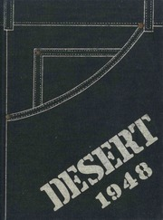 University of Arizona - Desert Yearbook (Tucson, AZ) online yearbook collection, 1948 Edition, Page 1