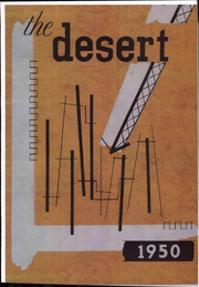 1950 Edition, University of Arizona - Desert Yearbook (Tucson, AZ)