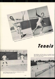 Page 186, 1950 Edition, University of Arizona - Desert Yearbook (Tucson, AZ) online yearbook collection