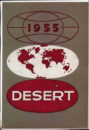 Page 1, 1955 Edition, University of Arizona - Desert Yearbook (Tucson, AZ) online yearbook collection