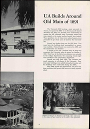 Page 15, 1955 Edition, University of Arizona - Desert Yearbook (Tucson, AZ) online yearbook collection