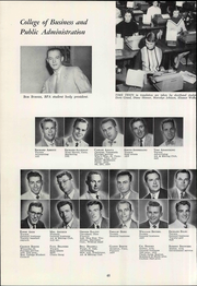 Page 54, 1955 Edition, University of Arizona - Desert Yearbook (Tucson, AZ) online yearbook collection
