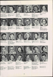 Page 63, 1955 Edition, University of Arizona - Desert Yearbook (Tucson, AZ) online yearbook collection