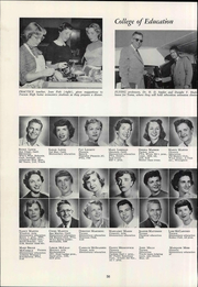 Page 64, 1955 Edition, University of Arizona - Desert Yearbook (Tucson, AZ) online yearbook collection