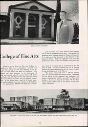 Page 71, 1955 Edition, University of Arizona - Desert Yearbook (Tucson, AZ) online yearbook collection